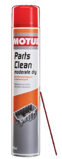 PARTS CLEAN MODERATE DRY DA 750mml SPRAY